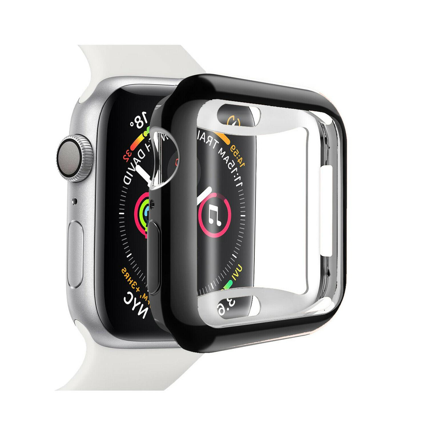 2 Pack For Watch Series Screen Soft Cover