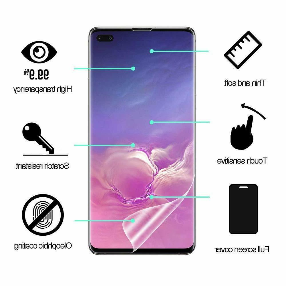 2-Pack Note 8 9 Protector Clear Film