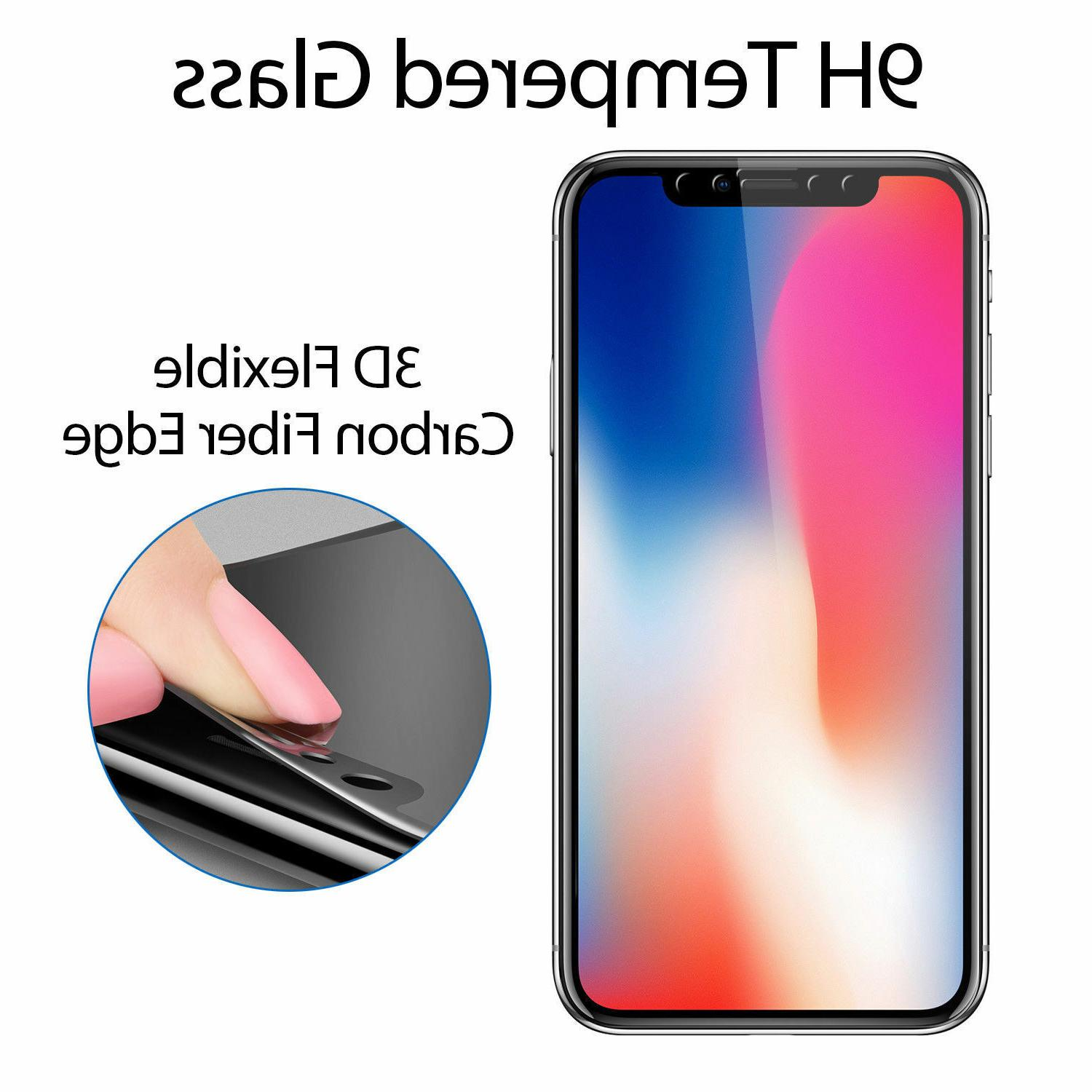 2-Pack Full Tempered for iPhone X Xs Max