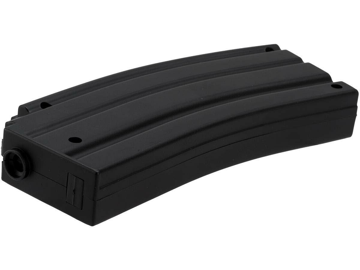 2-PACK Double M83 50rd Black Airsoft Spare Magazine BB Clip