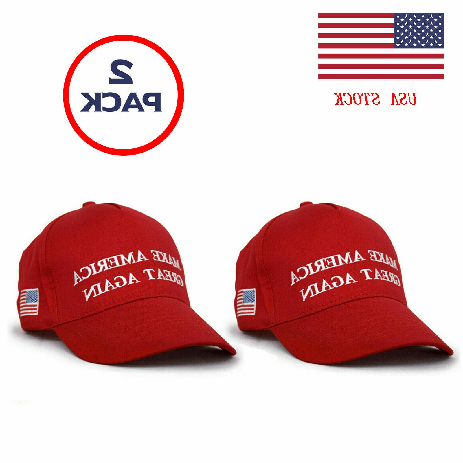2 pack maga make america great again