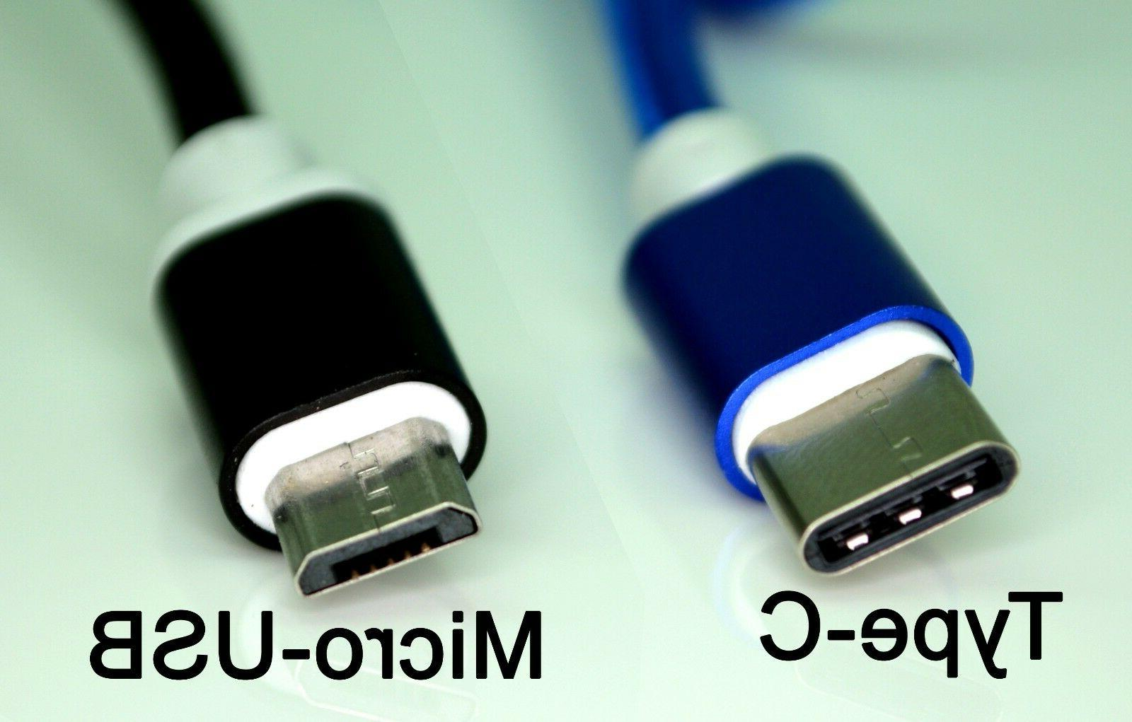 2 PACK USB Data Cable