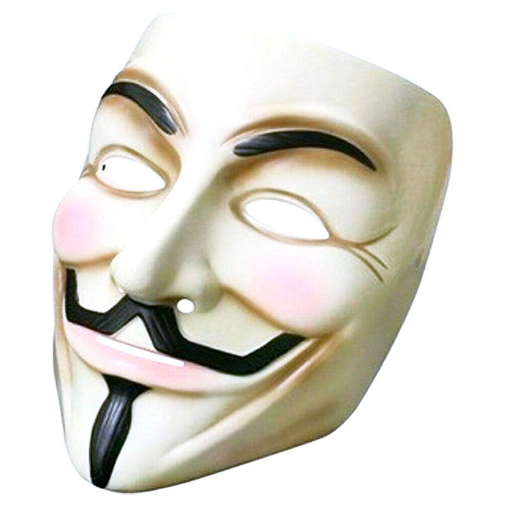 2 V for Fawkes Cosplay Costume