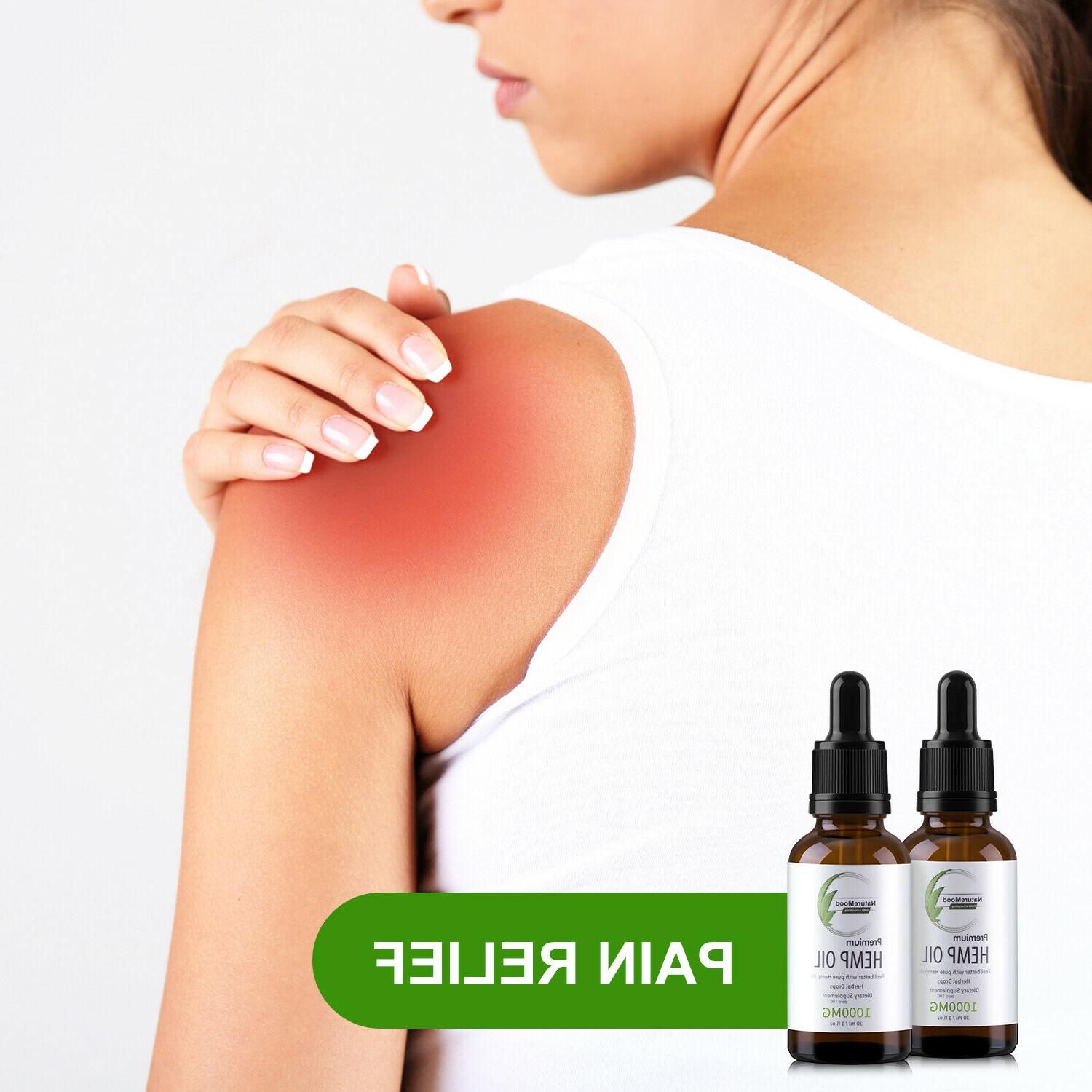 Oil Relief Reduce Joint 1000mg