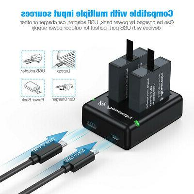 Powerextra PACK Battery & USB Charger For One X