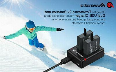 Powerextra Battery Charger X Cam