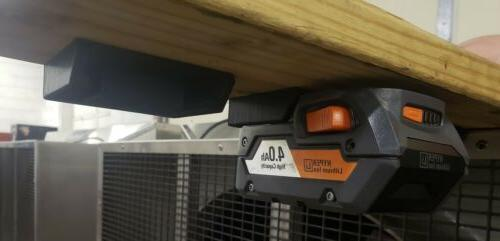 **2 Pack** Ridgid Wall/Under Shelf Mount