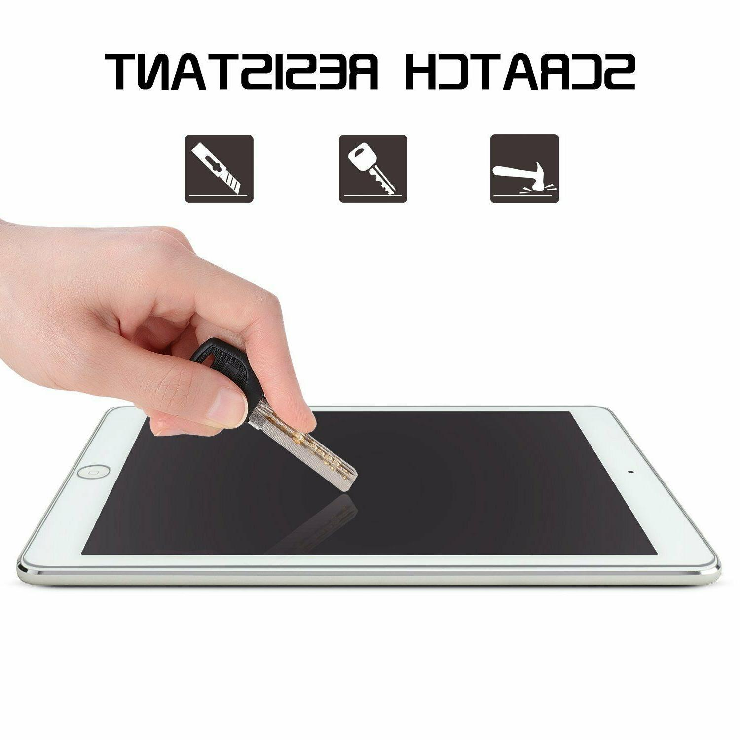 2-Pack Tempered Protector for iPad Pro