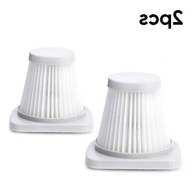 2 Pack Vacuum Cleaner Filters Replacement For Media SC861 SC