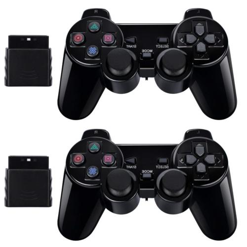 2 pack wireless controller 2 4g compatible