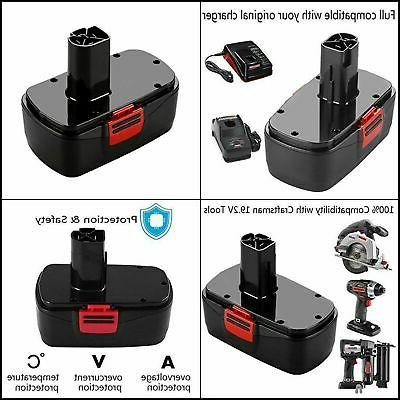 2Pack Replacement for 19.2 Volt C3