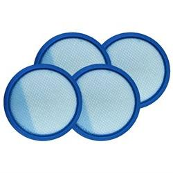 4 Hoover Air Washable & Reusable Pre Filters Fit Cordless 3.