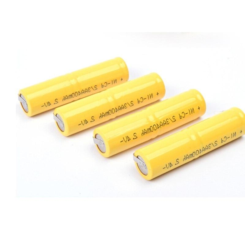 GTF <font><b>2</b></font>/3AA battery Nickel-cadmium rechargeable For RC LED