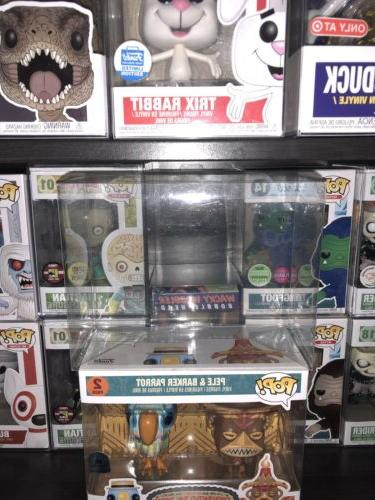 5 Pop! Vinyl Protector Free Clear Case