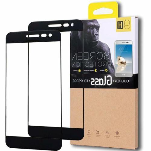 Exact For LG Aristo / K8  / LV3 Tempered Glass Screen Protec