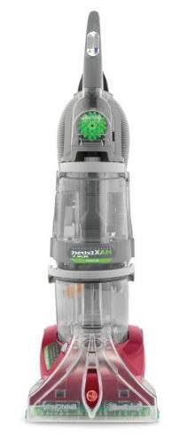 Hoover Carpet Cleaner Max Extract Dual V WidePath Carpet Cle