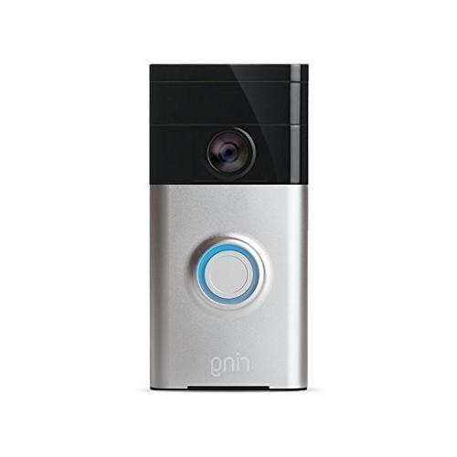 Ring Doorbell - Nickel
