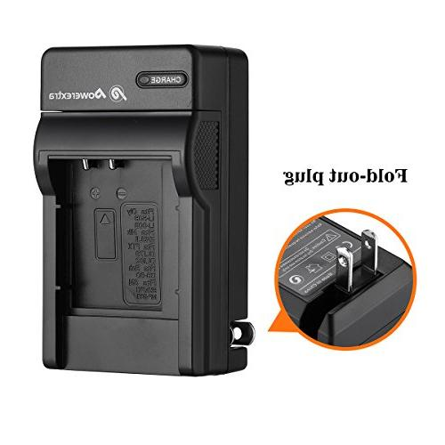 Powerextra 2 Pack and Compatible Olympus LI-50B SZ-15, SZ-16 6000, iHS, TG-820 iHS, TG-870, VR-340, VR-370,