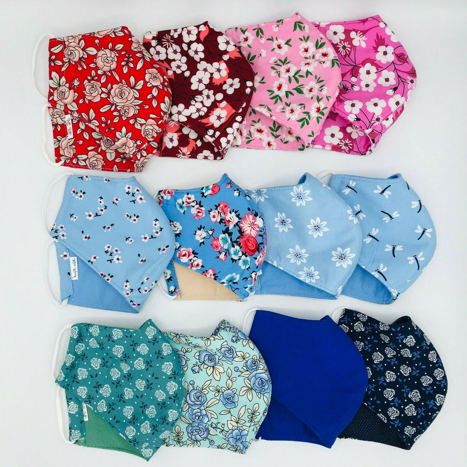 2 PACK/3 PACK fabric, Washable Women M