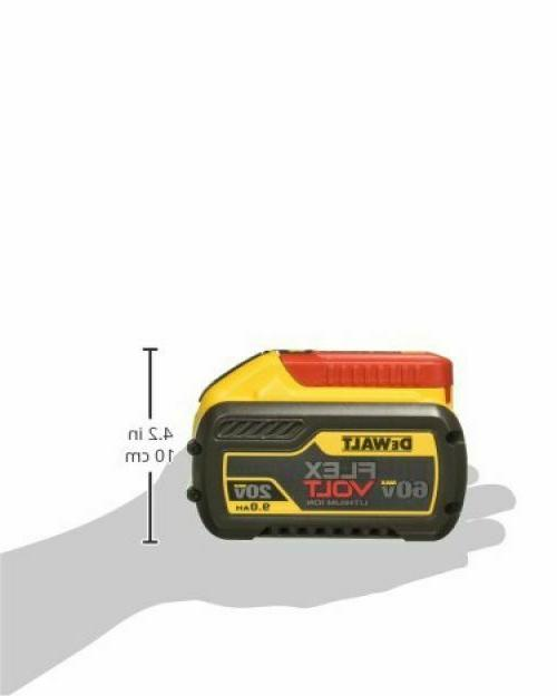 DEWALT MAX FLEXVOLT Battery, Pack
