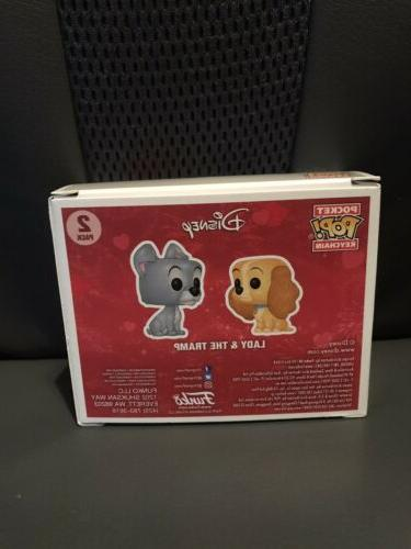Pocket POP! Keychain & The Pack