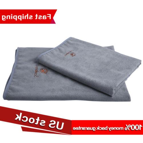 dog towels pack of 2 in 2