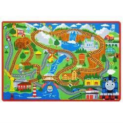 Thomas & Friends Interactive Game Rug with Trains - 31.5 x 4