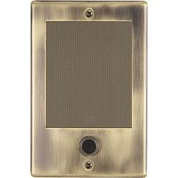 NuTone Intercom Upgrade NDB300AB Door Bell Station Antique B
