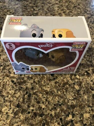 Lady Funko Disney Exclusive 2 Pack