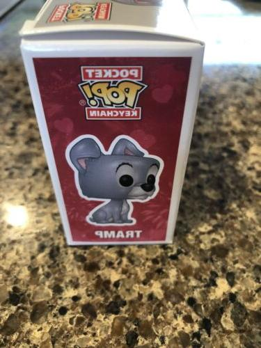 Lady And Funko Pop Disney Exclusive Pack