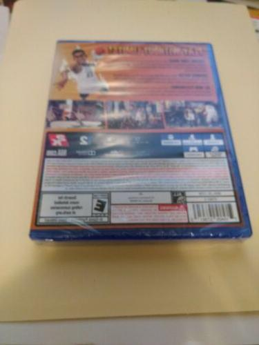 NBA 2K Playgrounds PlayStation NEW PS4