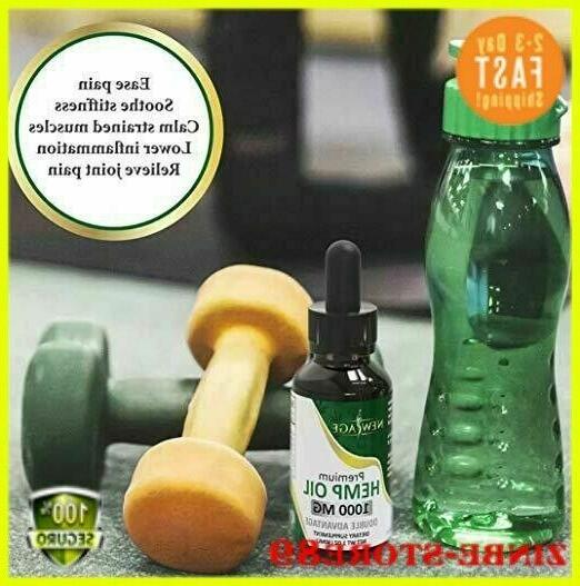 NEW 2 Pack.Organic Seed Oil Drops mg Support