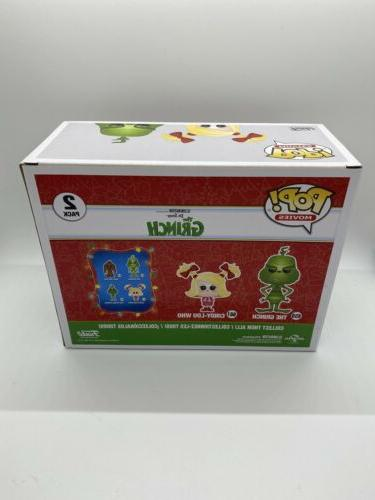 New Funko Movies The Grinch & Who 2 Pack & Exclusive