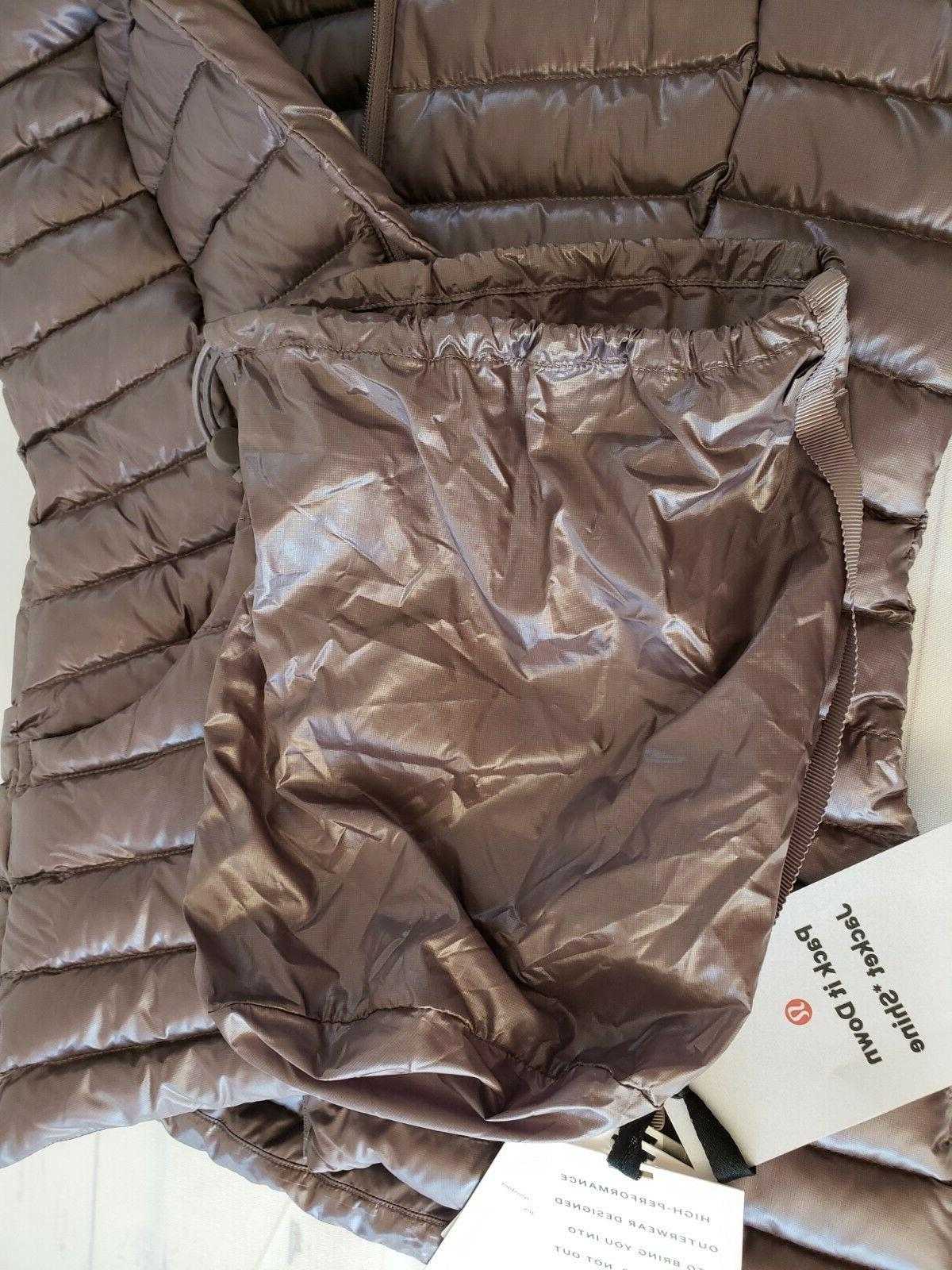 NWT Pack Down Rock Size Shopping