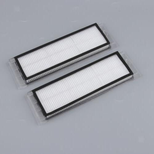 Pack of 2 HEPA Filters Replacing Parts for XIAOMI Vacuum Cle
