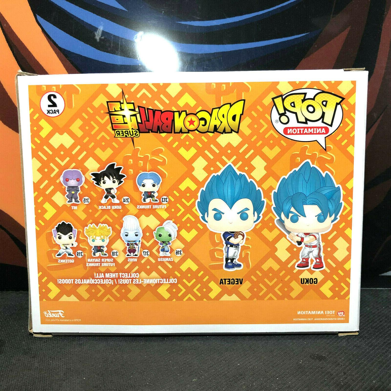 GOKU & VEGETA PACK BOXLUNCH