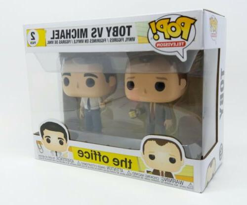 Funko Office Toby 2 Pack New