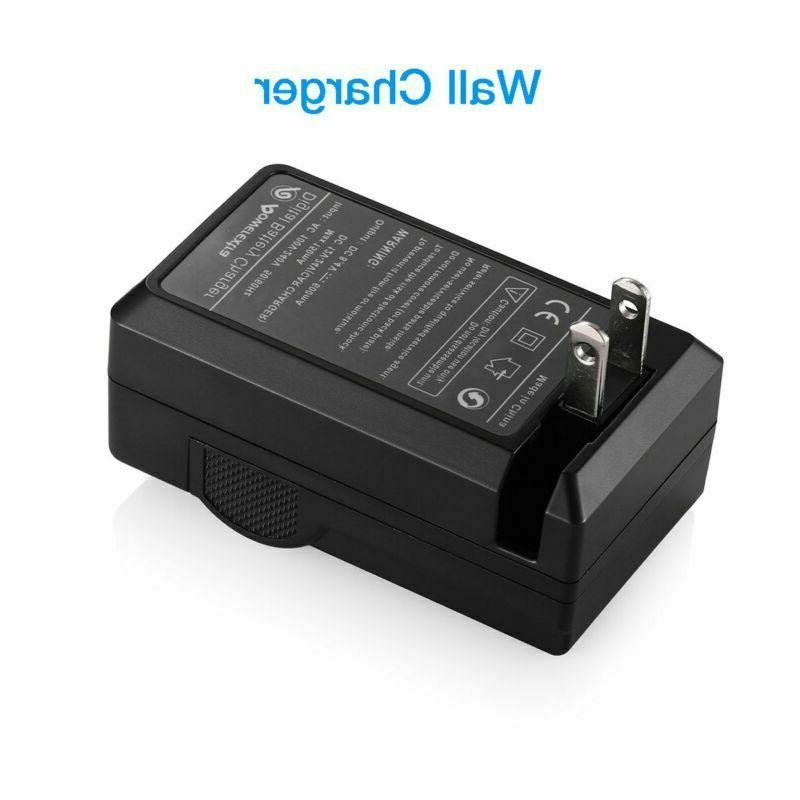 Canon And Charger Compatible With