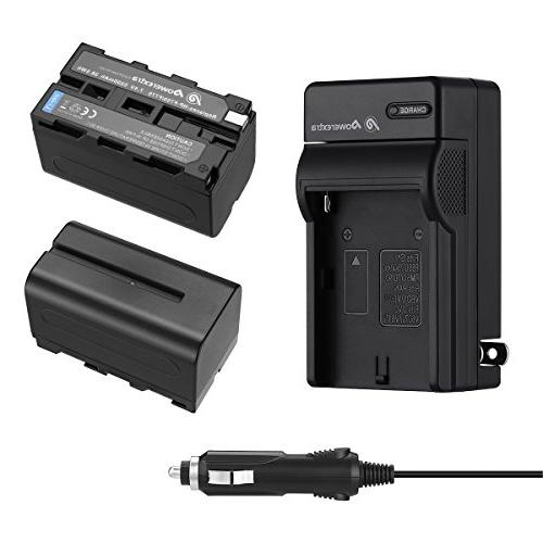 replacement sony np battery charger