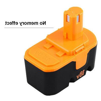 Replacemnet for Battery ABP1801 P105 P101