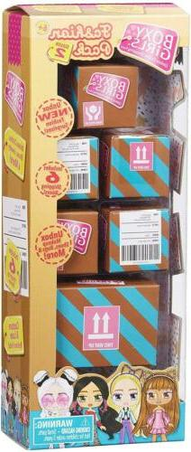 Boxy Girls Series 2 Fashion Pack Surprise Accessory Boxes Ja
