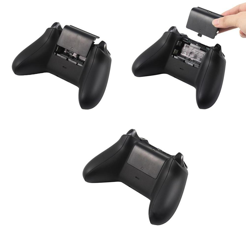For XBOX ONE Charging 2400mAh USB Cable Wireless Gamepad Joypad Rechargeable Backup