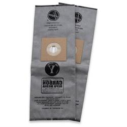 Hoover Type Y Carbon HEPA Bag - 2 pack - Type Y