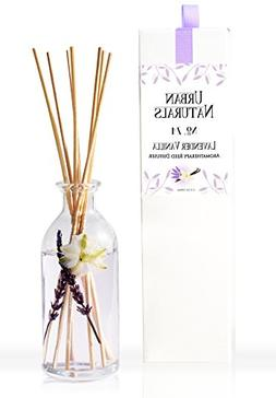 Lavender Vanilla Essential Oil Aromatherapy Reed Diffuser |
