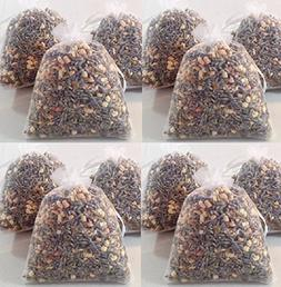 Lavender Vanilla Scented Sachets for Drawers Man Cave Closet
