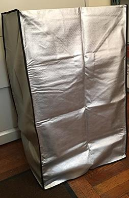 Honeywell MN10CESWW Portable Air Conditioner Grey Padded Ant