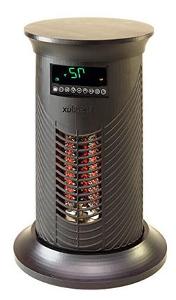 Lifelux Series Infrared Electric Heater Contemporary with Br