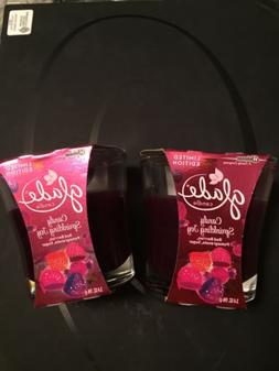 limited edition scented candles 2 pack candy