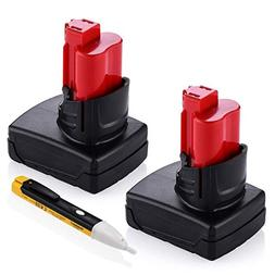 lithium ion cordless replacement battery