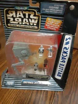 Star Wars Micro Machines Action Fleet Battle Pack 2 Galactic